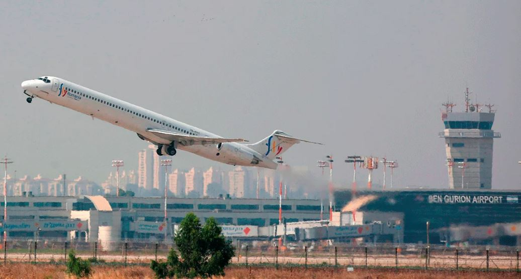 Проблемы в работе GPS в аэропорту Израиля