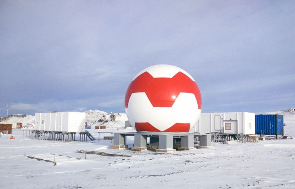ГЛОНАСС в Антарктиде