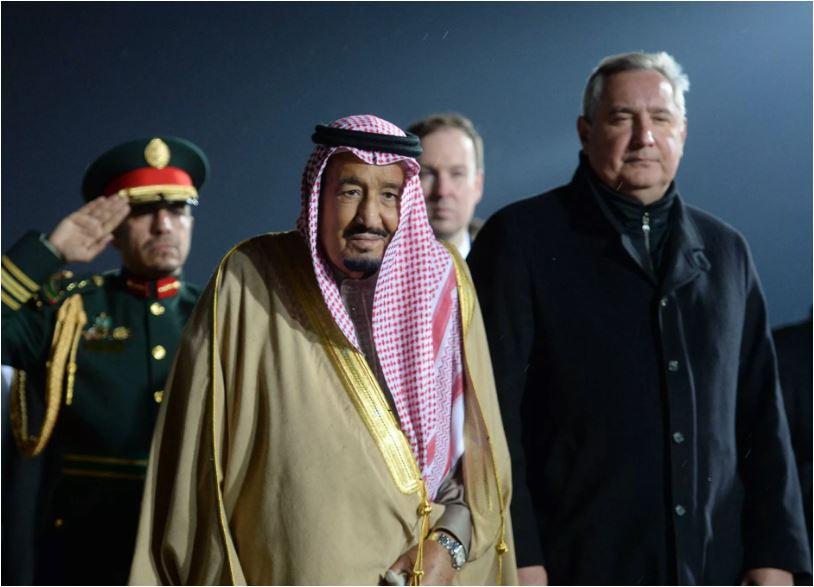 Станции ГЛОНАСС в Саудовской Аравии